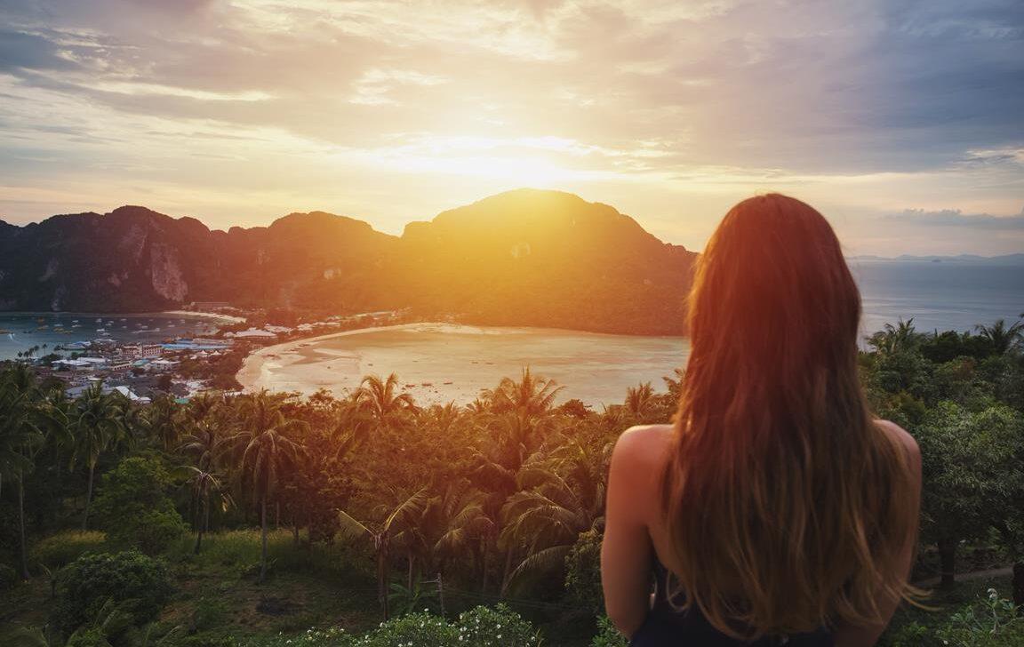 Phi Phi Islas y Bamboo incluyendo el Mirador (The Early Bird) X LARGE Transporte gratuito en cualquier hotel de Phuket