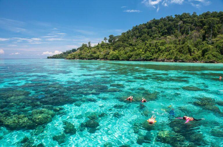 Koh Rok & Haa Islas 🏝